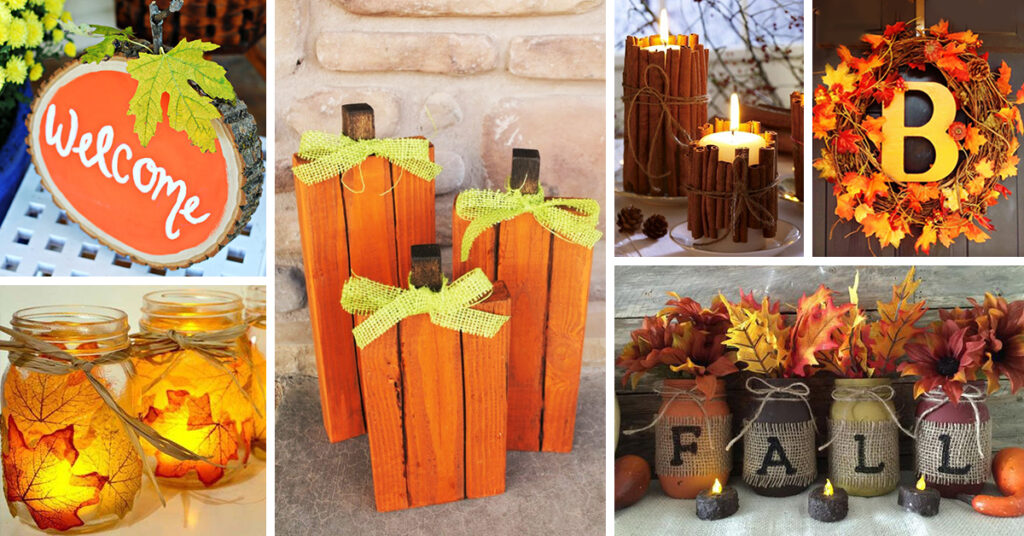 3 DIY Fall Decor Designs in 5 Minutes with David Christopher's (2021)