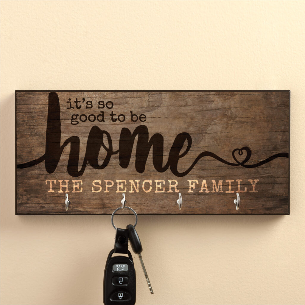4 Key Hanger ideas for your Home Uses l DIY Key Holder l Crafting l Sonali's Creations