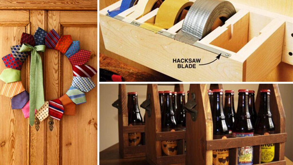 3 PRACTICAL DIY IDEAS AND TIPS