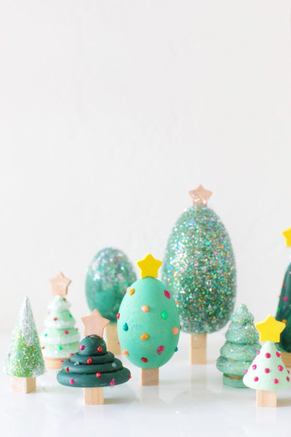 DIY 4 Christmas Decoration ideas with  foam  sheet | Best out of waste Christmas craft ideas